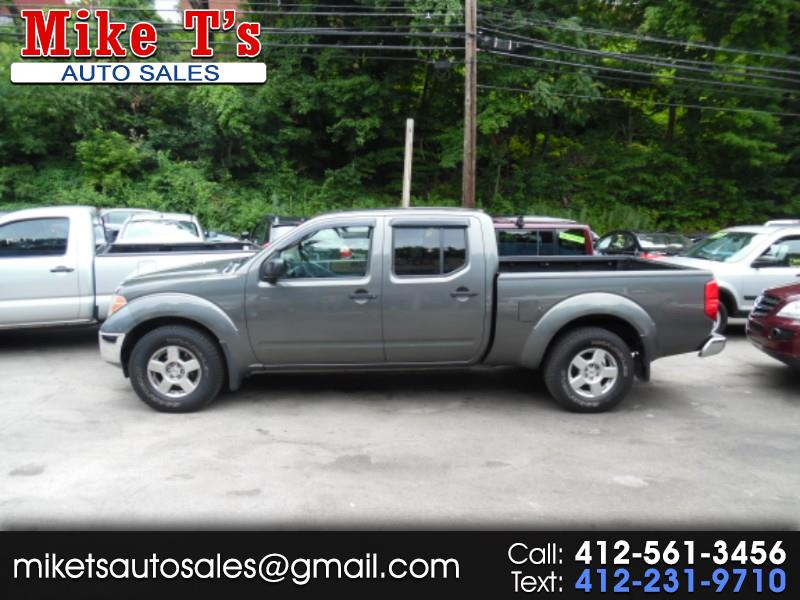 2007 Nissan Frontier LE Crew Cab Long Bed 4WD