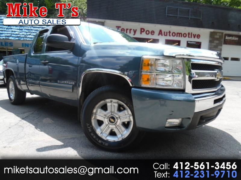 2009 Chevrolet Silverado 1500 LT1 Ext. Cab Long Box 4WD