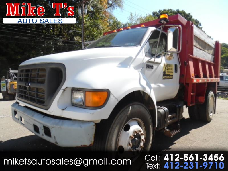 2000 Ford F-650 Regular Cab 2WD DRW