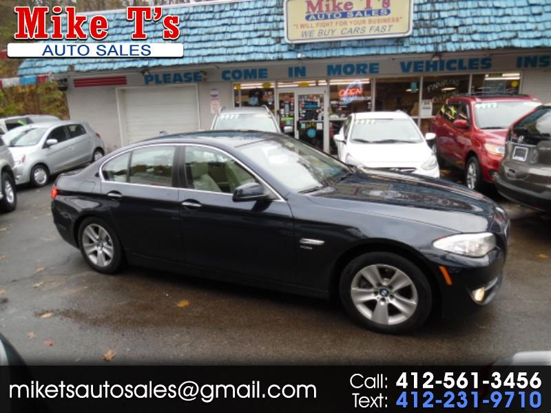 2012 BMW 5-Series 528i xDrive