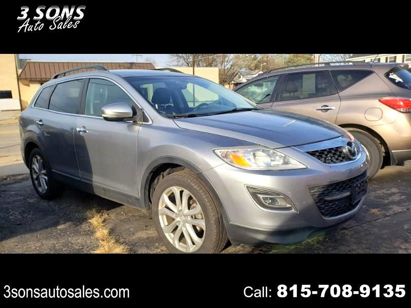 Mazda CX-9 Grand Touring AWD 2011