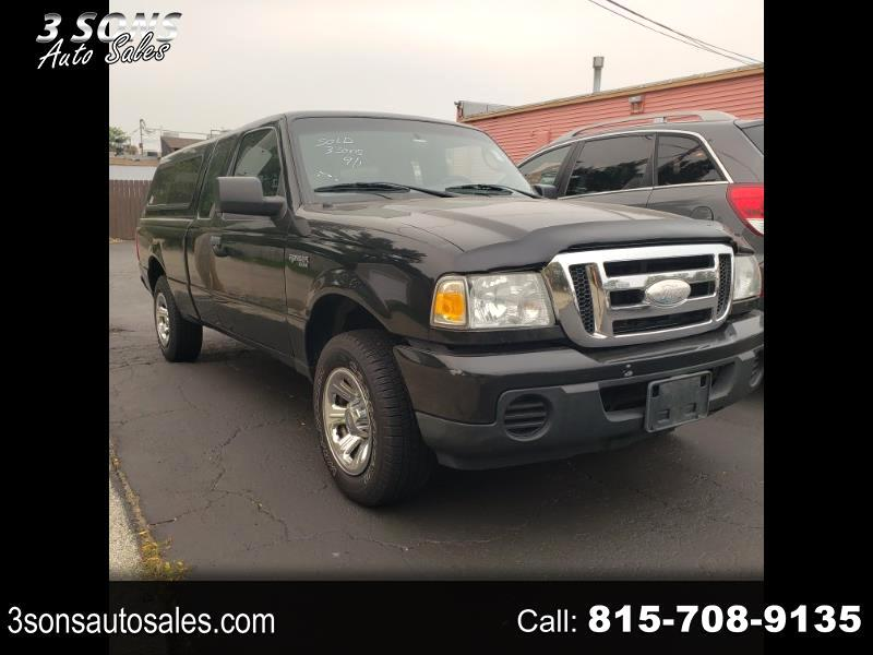 Ford Ranger XLT SuperCab 4 Door 2WD 2008