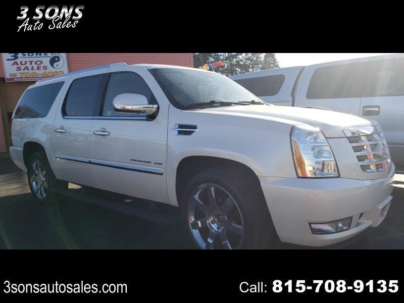 Cadillac Escalade ESV AWD Luxury 2012