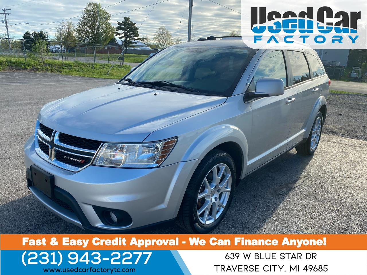 Dodge Journey AWD 4dr R/T 2013