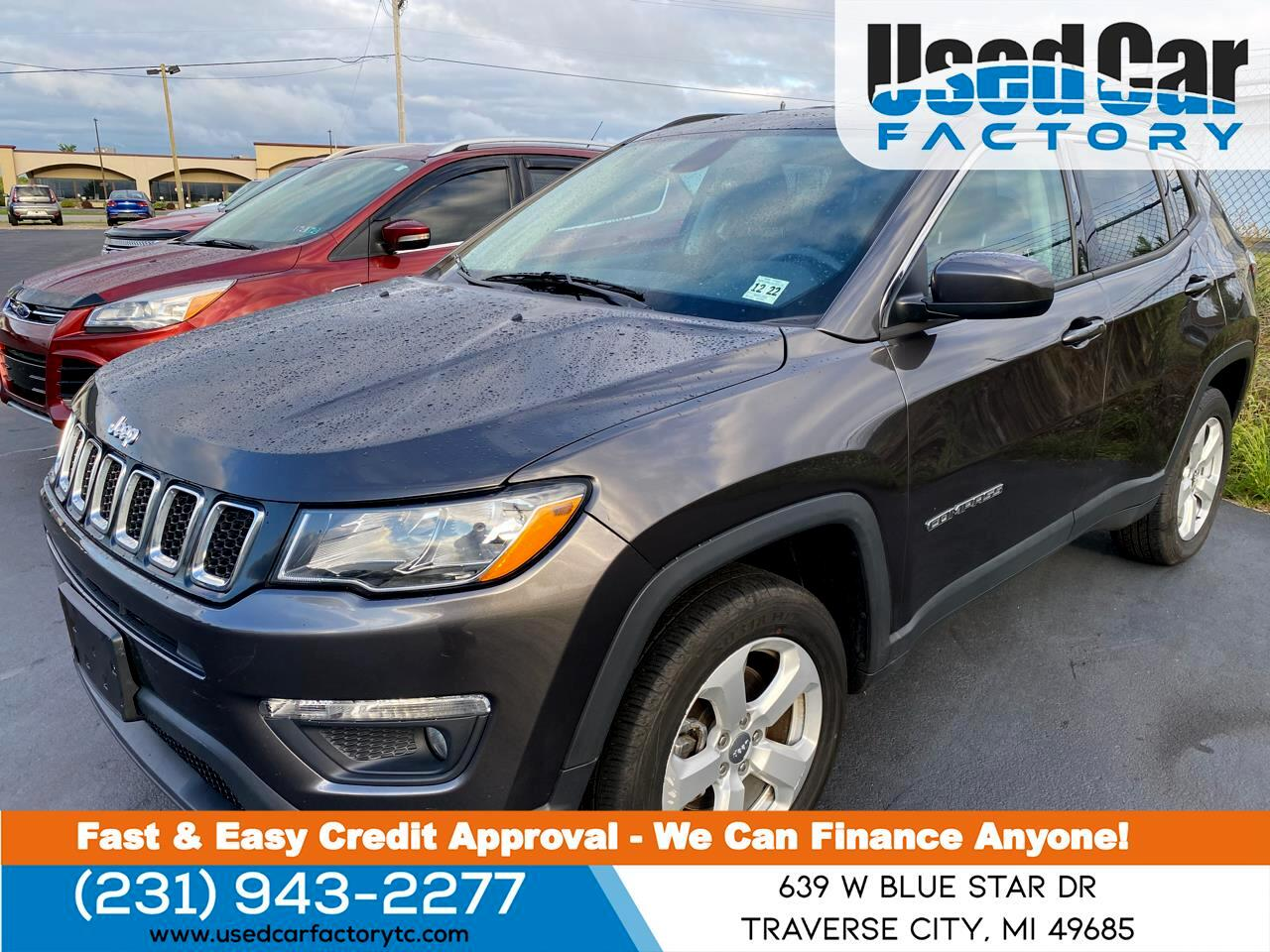 Jeep Compass Latitude 4x4 2018