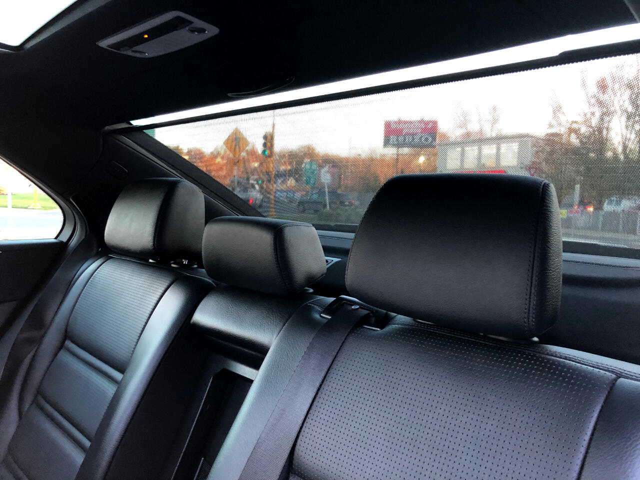 2010 Mercedes-Benz E-Class E63 AMG Sedan