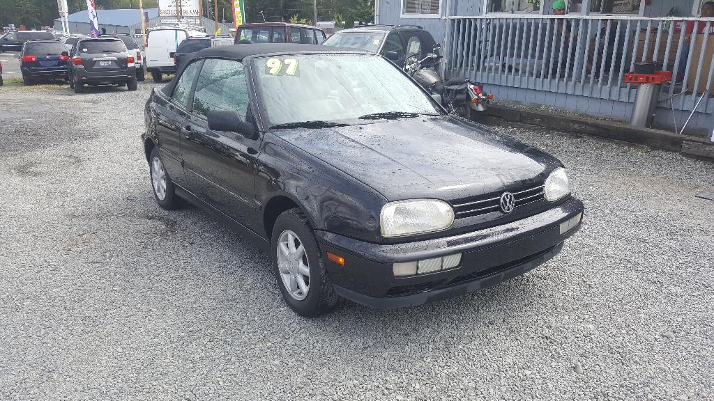 1997 Volkswagen Cabrio Base