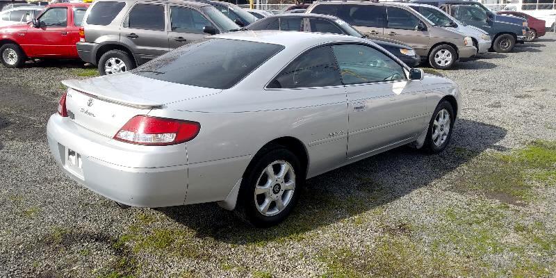 Toyota Camry Solara SE 2001