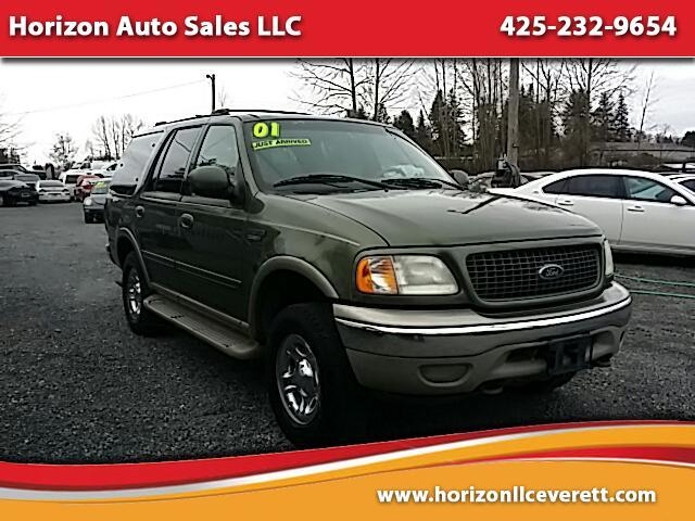 2001 Ford Expedition Eddie Bauer 4WD