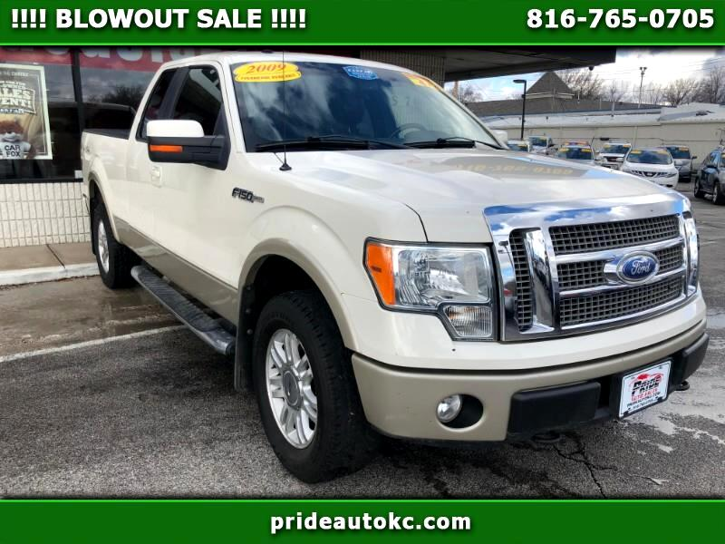 2009 Ford F-150 Lariat SuperCab 6.5-ft. Bed 4WD