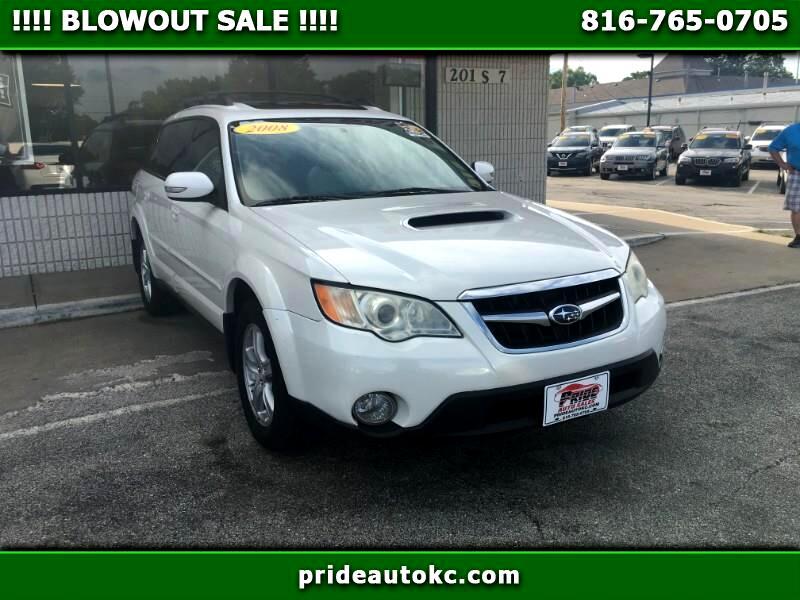 2008 Subaru Outback 2.5XT Limited