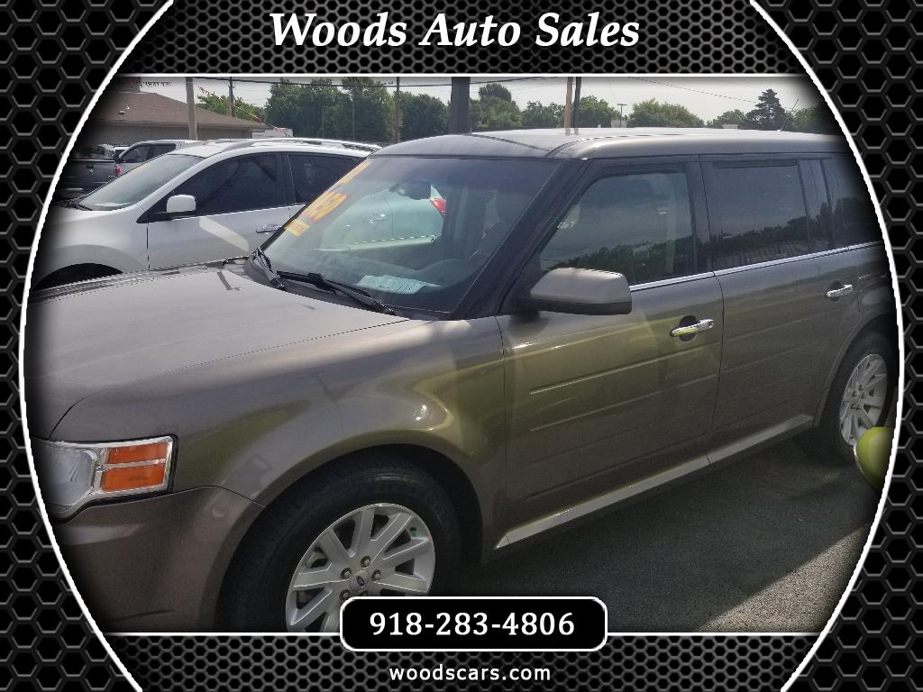 2012 Ford Flex SEL FWD