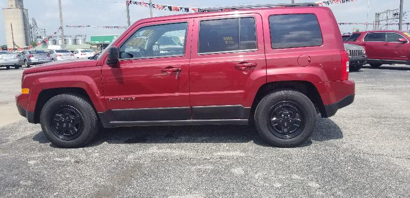 Used 2014 Jeep Patriot Sport 2WD for Sale in Claremore OK
