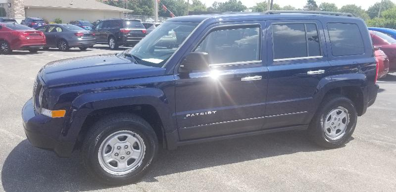 Woods Auto Sales >> Used 2014 Jeep Patriot Sport 4wd For Sale In Claremore Ok