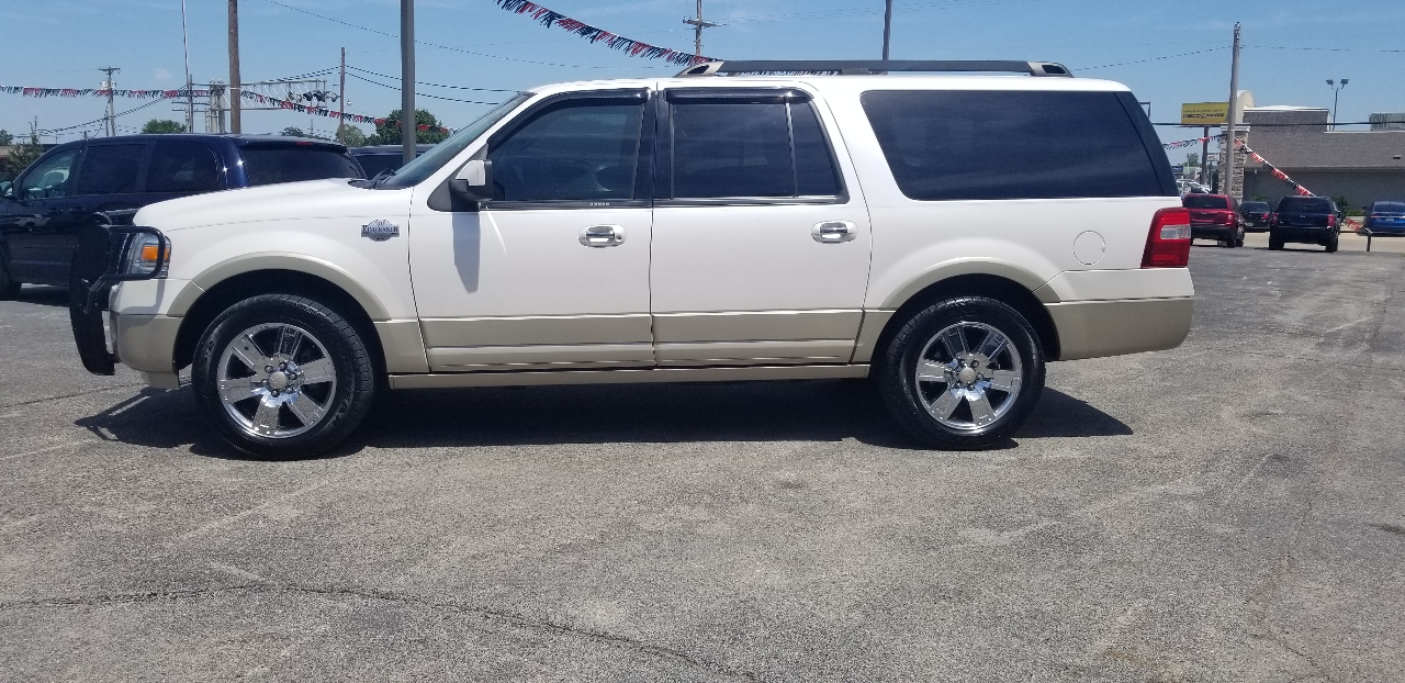 2010 Ford Expedition EL King Ranch4WD
