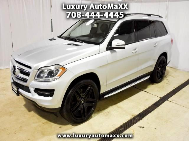 2013 Mercedes-Benz GL-Class GL450 4MATIC 22IN UPGRADED WHEELS NEW TIRES XCLEAN