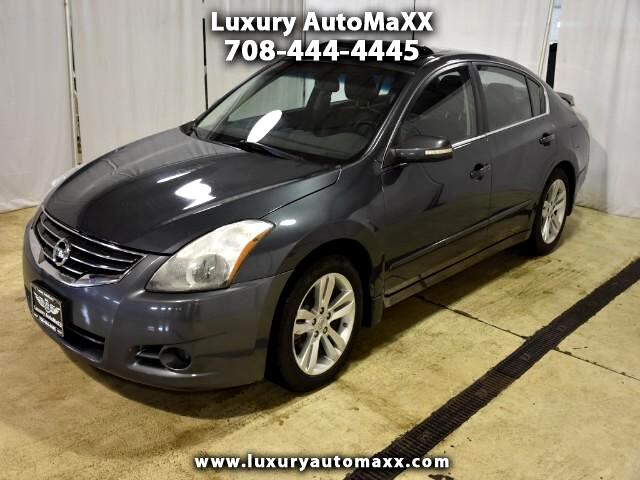 2011 Nissan Altima 3.5 SR LEATHER SUNROOF HEATED SEATS NAVIGATION KEY