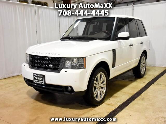 2011 Land Rover Range Rover LUXURY PKG REAR POWER SEATS REAR ENTERTAINMENT