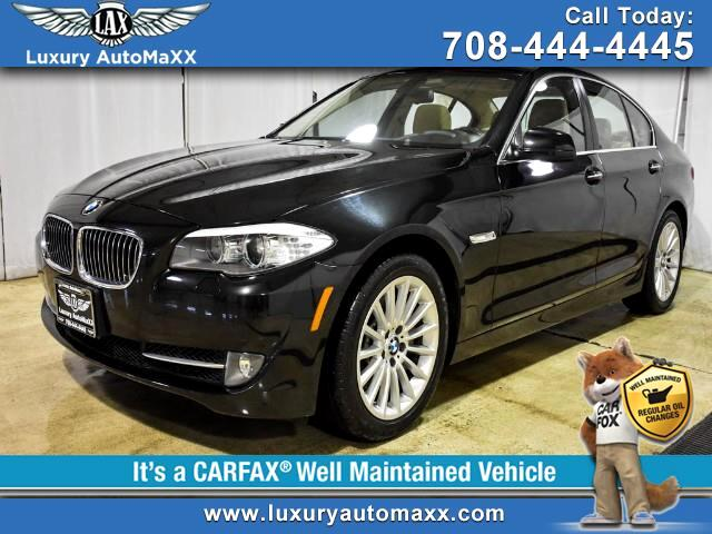 2011 BMW 5-Series 535i Twin Turbo 300HP Navigation