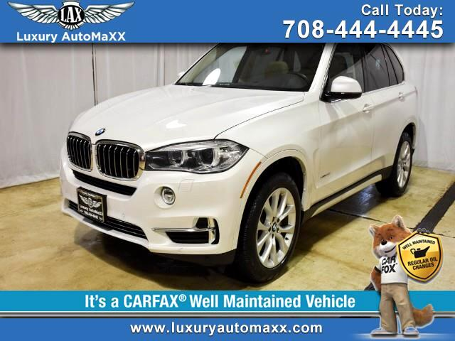 2015 BMW X5 xDrive35i SPORT PKG 3RD ROW 8 MONTHS OF FACTORY WA