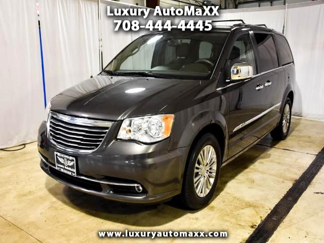 2015 Chrysler Town & Country Touring  Navigation Power Doors