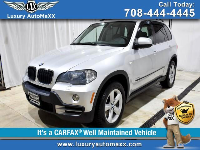 2009 BMW X5 xDrive30i TECHNOLOGY COLD WEATHER PKG PANO ROOF