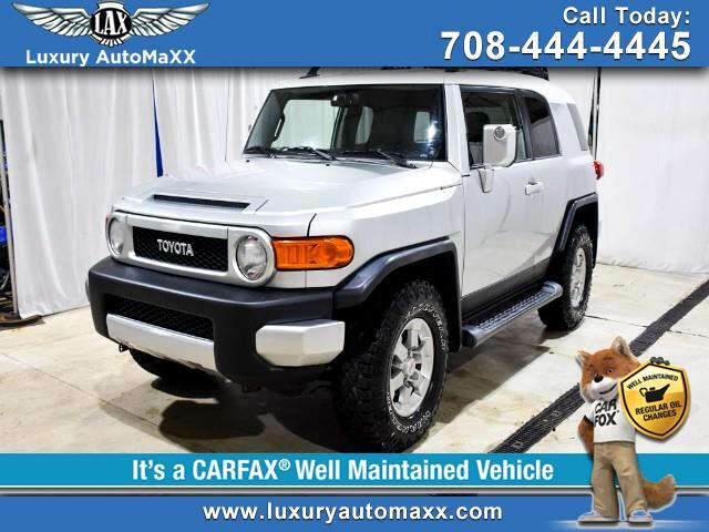 2007 Toyota FJ Cruiser 4WD AT VERY RARE TIRES AND AC EXCELLEN CONDITION