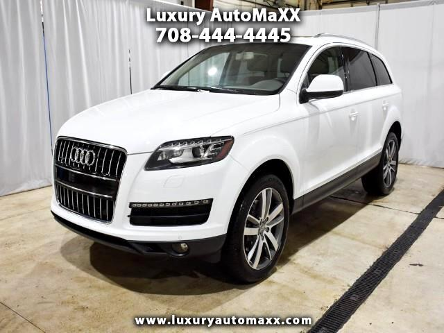 2010 Audi Q7 3.0 S LINE PREMIUM PLUS PANO ROOF KEYLESS START