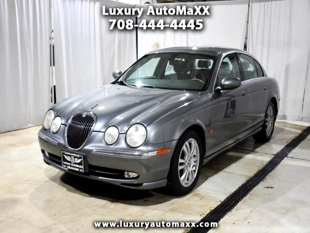 2004 Jaguar S-Type 4.2 V8 NEW LEATHER SEAT LOW MILES