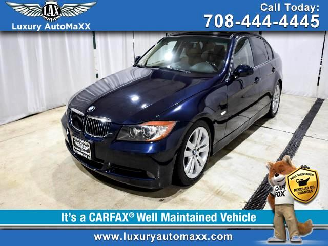 2006 BMW 3-Series 325i Navigation Sports Seats Rear TV DVD