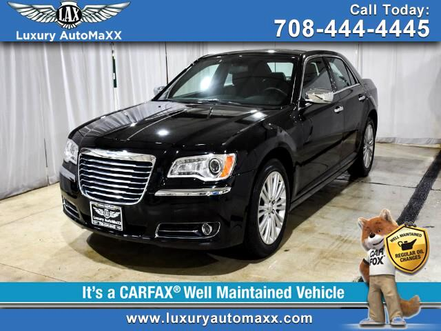 2012 Chrysler 300 300 LIMITED AWD NAVIGATION KEYLESS PUSH START