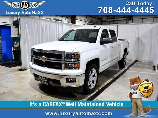2014 Chevrolet Silverado 1500 LTZ Z71 OFF ROAD PKG NAVIGATION SUNROOF LEATHER
