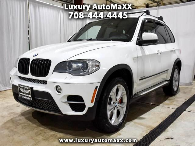 2012 BMW X5 xDrive50i SPORT PKG V8 HEADS UP DISPLAY PANO COLD
