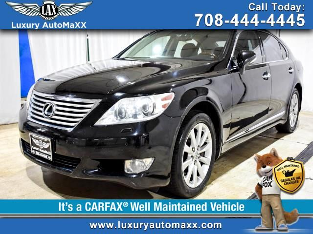 2010 Lexus LS 460 L LUXURY AWD EXECUTIVE REAR POWER SEATS PRE-COLLIS