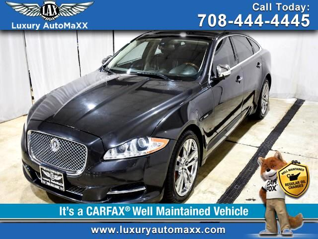 2012 Jaguar XJ-Series XJL PORTFOLIO LWB PANO ROOF MASSAGING SEAT