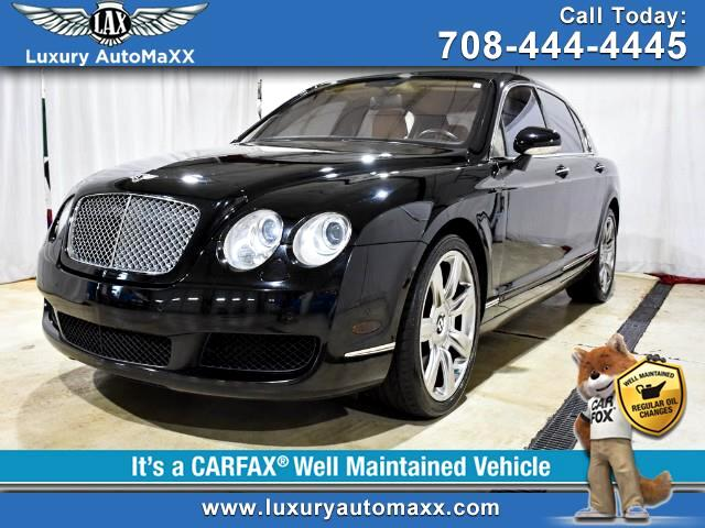 2006 Bentley Continental Flying Spur AWD 20IN 7 SPOKE WHEELS BIRDS EYE MAPLE WOOD TRIM
