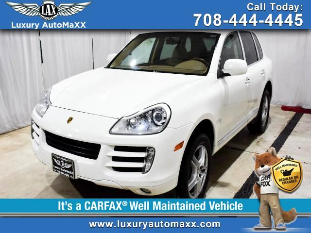 2010 Porsche Cayenne 4DR TIPTRONIC NAVIGATION BACKUP CAMREA BLUETOOTH