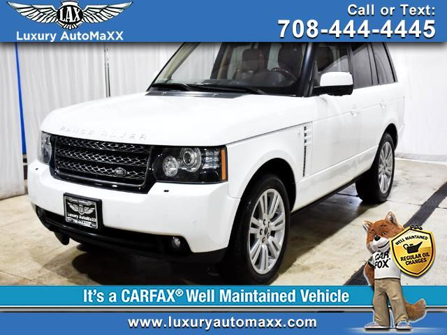2012 Land Rover Range Rover HSE LUXURY PACKAGE UPGRADED SEATS &  LEATHER