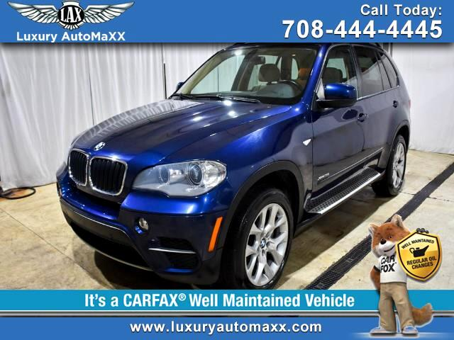 2012 BMW X5 X5 xDrive35i SPORT ACTIVITY PANO ROOF RUNNING BOAR