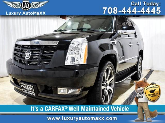 2009 Cadillac Escalade SPORT AWD CAPTAIN CHAIRS REAR ENTERTAINMENT