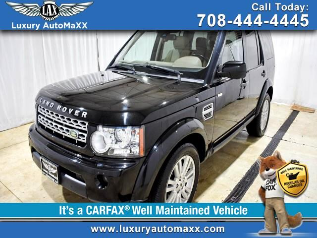 2010 Land Rover LR4 HSE LUXURY 3RD ROW PANO ROOF REAR ENTERTAINMENT