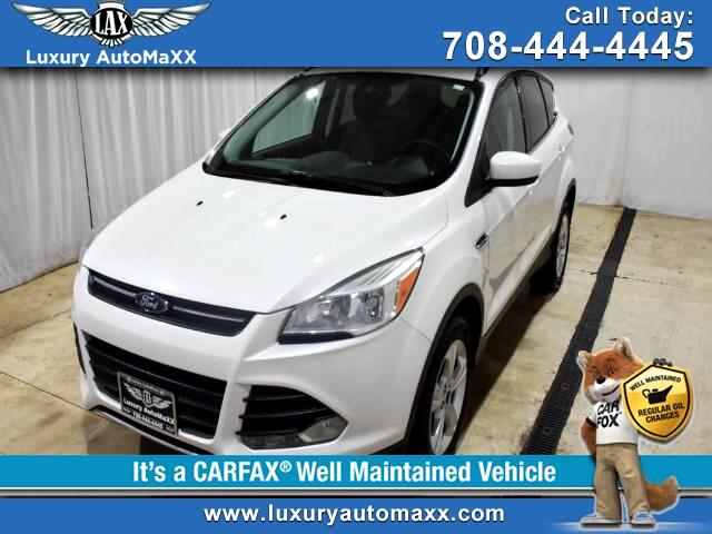 2013 Ford Escape SE 4WD 1 OWNER CARFAX CERTIFIED
