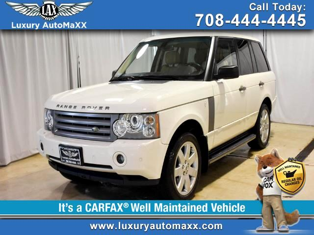 2008 Land Rover Range Rover HSE LUXURY PKG WESTMINSTER VERY RARE