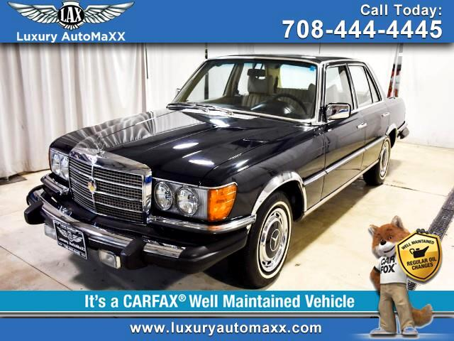 1977 Mercedes-Benz 280 SE GARAGED PARKED EXTRA CLEAN A MUST SEE!!!!