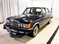 1977 Mercedes-Benz 280 SE
