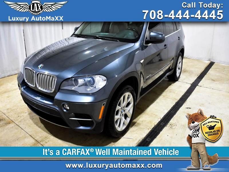 2013 BMW X5 X5 xDrive35i Premium HEADS UP DISPLAY PANO 3RD ROW