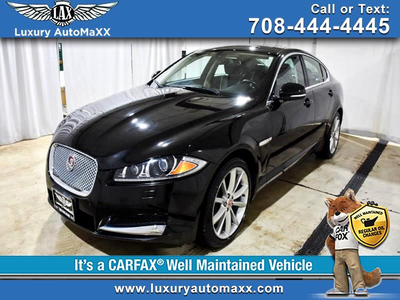 2015 Jaguar XF-Series XF 3.0 SPORT AWD NAVIGATION KEYLESS START