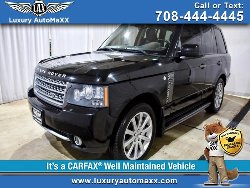2011 Land Rover Range Rover HSE SUPERCHARGED V8