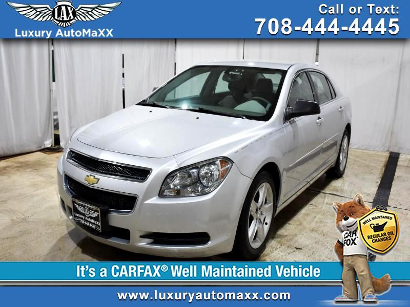 2012 Chevrolet Malibu LS CD AUTOMATIC POWER WINDOWS