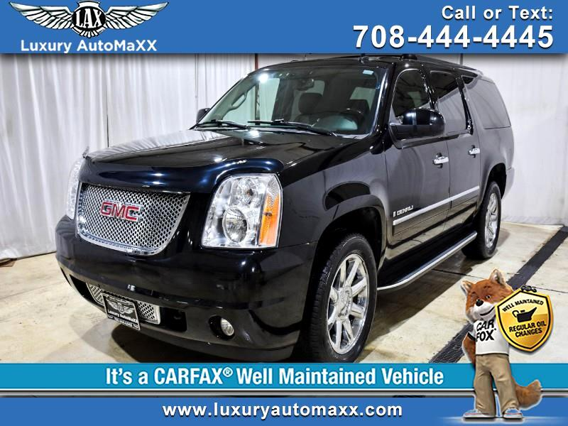 2009 GMC Yukon Denali XL AWD CAPTIAN CHAIRS REAR ENTERTAINMENT BACKUP CA